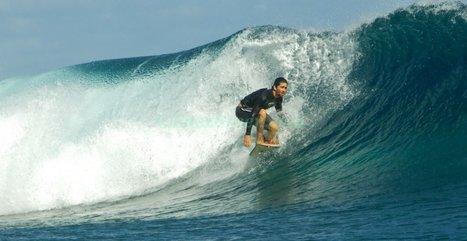 Tahiti : les surfeurs veulent restaurer le récif corallien   EnezGreen   Tourisme insulaire durable   Scoop.it