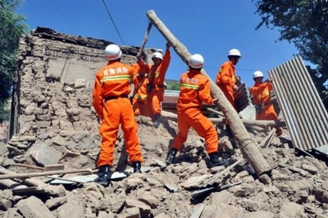 75 dead, 21,000 houses damaged as quake rocks China - Politics Balla | Politics Daily News | Scoop.it
