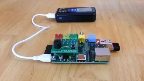 Morse Code Generator Using Raspberry Pi, Berryclip, and ScratchGPIO @Raspberry_Pi #piday #raspberrypi | Arduino, Netduino, Rasperry Pi! | Scoop.it