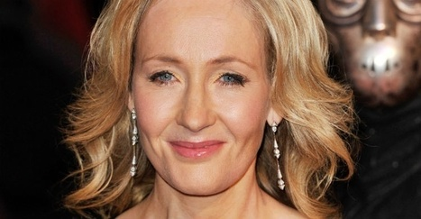 J.K. Rowling responds perfectly to girl who gets teased for wanting to write. | Visual Soul | Scoop.it