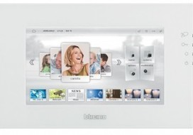 My Home Screen 10, il nuovo display BTicino: semplice, intuitivo e multimediale | Tekneco | Eco-Edilizia e Risparmio Energetico | Scoop.it