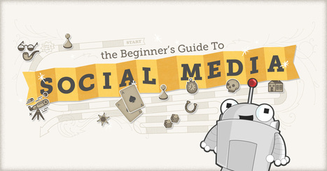 Social Media: The Free Beginner's Guide from Moz | digital thinking | Scoop.it