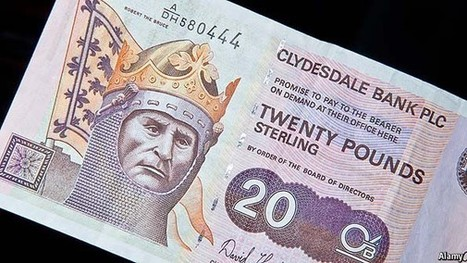 Hard currency talk | My Scotland | Scoop.it