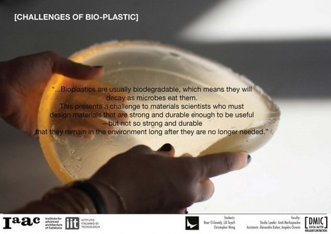 Bioplastics made from coffee and orange | 3D_Materials journal | Scoop.it