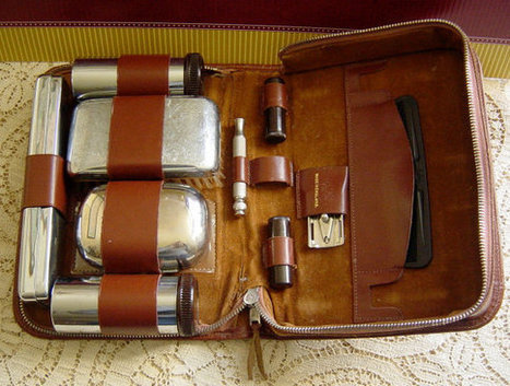 Antique Vintage 1920s 1930s Mens Toiletries by Retromagination | Antiques & Vintage Collectibles | Scoop.it