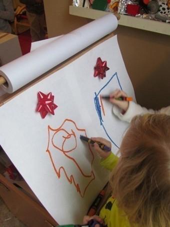 Christmas bow play | Teach Preschool | Teach Preschool | Scoop.it