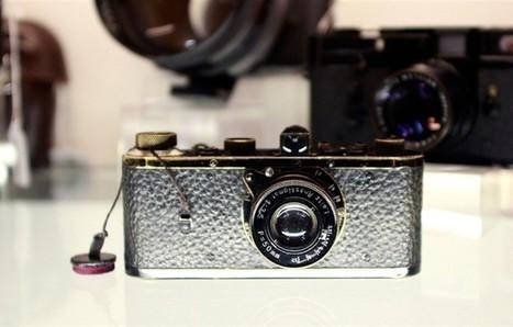 Leica: protótipo leiloado por 2,16 milhões de euros | TecnoCompInfo | Scoop.it