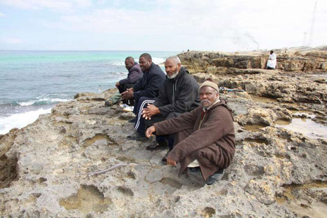 A Group Of Tawerghan Men Displaced After The Fighting In Libya In 2014 | Real Estate | Scoop.it
