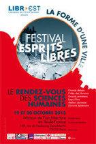 Festival Esprits Libres : e Festival Esprits Libres se fait l'écho d'un désir de dialogue entre la philosophie, la sociologie, l'histoire, la géographie, l'anthropologie, l'économie… mais aussi la ... | Interdisciplinarité | Scoop.it