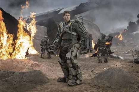 [Review] «Edge of Tomorrow» : demain ne meurt jamais | Edge of Tomorrow - Web Coverage | Scoop.it
