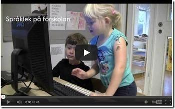 Förskoleburken: Språklek på datorn i förskola | Ikt Marias nyhetssida | Scoop.it