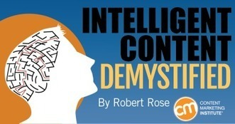 Intelligent Content Demystified: A Practical, Easy-to-Understand Explanation | Social Media Useful Info | Scoop.it