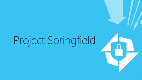 Microsoft anuncia versão Preview do Project Springfield | Programming News | Scoop.it