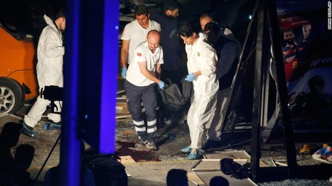 Istanbul airport attack: 36 dead, 147 injured | The Pulp Ark Gazette | Scoop.it