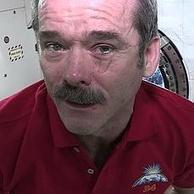 Las lágrimas no caen en el espacio (la demostración de un astronauta) | y en Otras Noticias | Scoop.it
