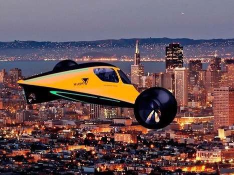 Crowdfunded Flying Cars! Maybe! | Digital-News on Scoop.it today | Scoop.it