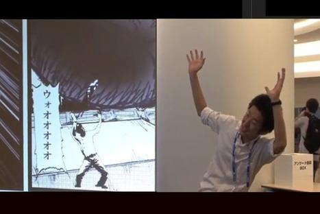 Motion-Tracking Cartoon Creator Inserts Fans Into Comics [Video] - PSFK | Machinimania | Scoop.it