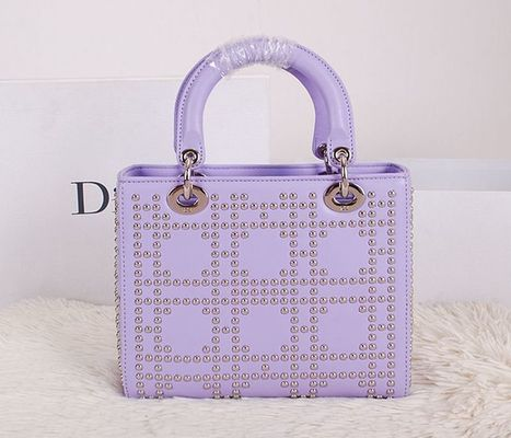 Christian Dior Bags 0310 Purple New Style - £128.68 | I found the Bags Home | Scoop.it