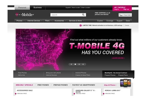 T-Mobile USA cuts downs churn rate by 50% in one quarter with big data   Real-world practices of Big Data   Scoop.it