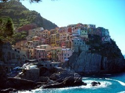 Five Pearls of Cinque Terre | Italia Mia | Scoop.it