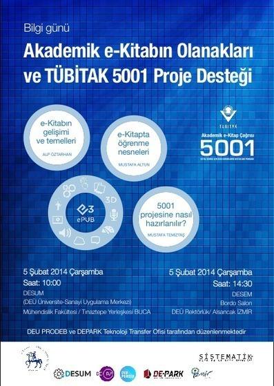 TÜBİTAK 5001 projelerinde çözüm ortağınız Sistematik | Etkileşimli e-kitap | Scoop.it
