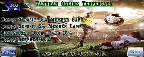 Sarang303 Agen Bola Sbobet Ibcbet Casino 338a Tangkas Togel Online Indonesia Terpercaya | Pasang Iklan Baris Gratis | Scoop.it