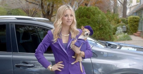 @Toyota Scores Early Touchdown with Kaley Cuoco Super Bowl Ad   Dealers   Scoop.it