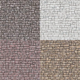 Rectangular stone wall 1 « Vector | Icon | Wallpaper | Vector Icon Wallpaper | Scoop.it