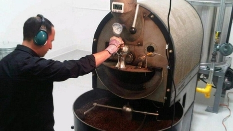 From Coding to Coffee: Caffe Luxxe Goes Back to Basics | Coffee News | Scoop.it