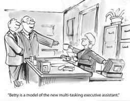 Managers Should Limit Multitasking for Employees-Questco.net | Professional Employer Organization | Scoop.it