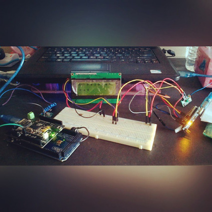 Insta-Arduino | easyvr and rf modules are ruining my life. i don't... | Raspberry Pi | Scoop.it