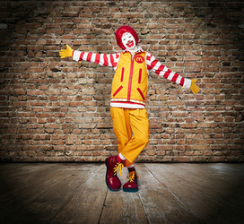 McDonald's Is Sending Ronald McDonald To Work On Twitter In A New Outfit | Ukraine | Scoop.it