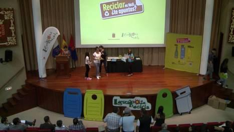 ▶ IV Concurso Escolar Reciclar es Fácil te apuntas 30-04-14 - YouTube   PEQUEÑOS GRANITOS, GRANDES PLAYAS   Scoop.it