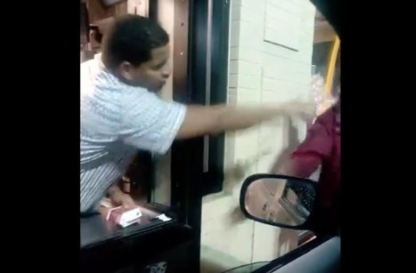 McDonald's employee caught on camera committing cruel act against homeless man | Xposed | Scoop.it