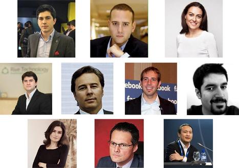 Estos son los 10 jóvenes que liderarán el futuro empresarial en España | Startups | Scoop.it