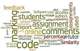 Computing in Northamptonshire: ELECTRONIC ONLINE MARKING OF SOFTWARE ASSIGNMENTS (EOMOSA) | Teaching and Learning in HE | Scoop.it