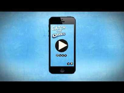 Oreo: Catch the Oreo | Ads of the World™ | Community management 3.0 | Scoop.it