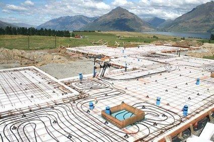 NZ warms to insulated floor slab | Landmark Homes-luxury home builder | Scoop.it