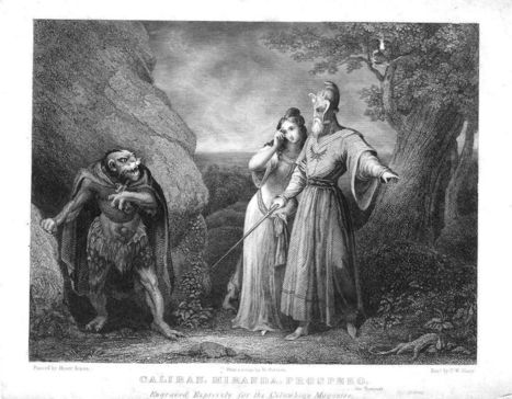 The Tempest   All Things Postcolonial   Scoop.it