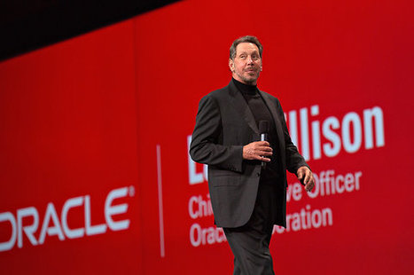 Larry Ellison Wants Data to Move Faster | Technobabble | Scoop.it