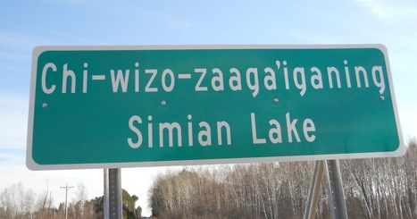 White Earth Band wants road signs to reflect Ojibwe language | Indigenous Language Education and Technology | Scoop.it