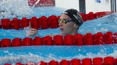 FINA World Cup, Eindhoven: World Records Are Tumbling | SWIMMING WORLD | For sport fans and travellers | Scoop.it