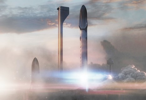 SpaceX's Elon Musk geeks out over Mars interplanetary transport plan on Reddit | The NewSpace Daily | Scoop.it