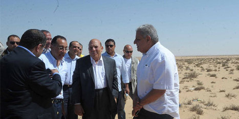 Mahlab announces project to build green city in Alamein | Égypt-actus | Scoop.it