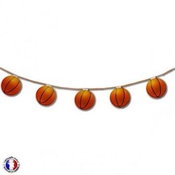 Guirlande thème Basket | Cbodeco.com - Boutique Festive | Scoop.it