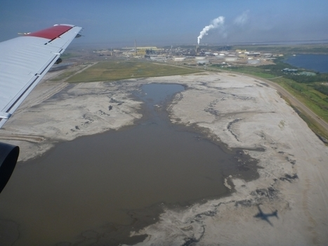 New Tar Sands Impact on Climate, Air Quality Found | GarryRogers Biosphere News | Scoop.it