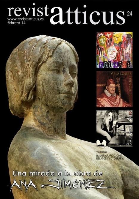 Revista Atticus 24 – Revista de Arte – Descarga gratuita | arte | Scoop.it