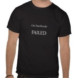 Failbook: 5 Failed Facebook Launches and Updates   MsocialH   Scoop.it