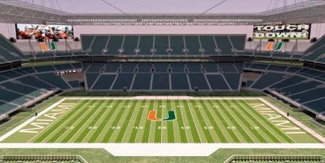 Dolphins Announce Plans to Modernize Sun Life - University of ...   Sports Facility Management 4070092   Scoop.it