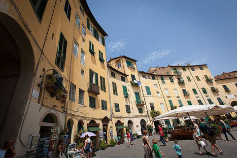 Lucca, Italy | Top 10 International Locations To House Sit | Italia Mia | Scoop.it